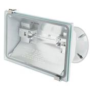 Designer's Edge 500-Watt Halogen Floodlight, White (L-50WH)