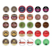 Luxuriously Warm, Delightfully Decadent Flavored Coffee, Hot Chocolate and Chai Variety K-Cup Portion Pack (CE1004896)