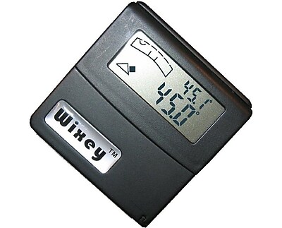 Wixey WR365 Digital Angle Gauge with Level