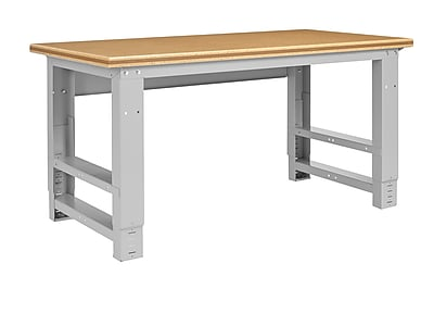 Diversified Woodcrafts Steel Adjustable Height Fab Lab Workbench (AMT-6030S)