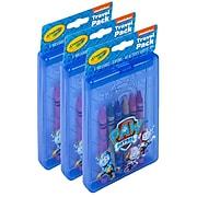 Crayola® Paw Patrol Travel Pack, Pack of 3 (BIN40393-3)