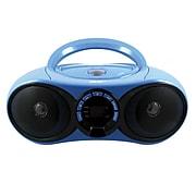 HamiltonBuhl HECHB100BT2 AudioMVP Boombox CD/FM/Bluetooth Media Player