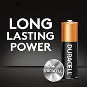 Duracell Coppertop 9V Alkaline Batteries, 4/Pack (MN16RT4Z)