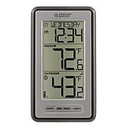 La Crosse Technology Wireless Digital Thermometer with Indoor Humidity (WS-9160U-IT)