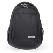 Bugatti Nylon Fast-Check Security Friendly Backpack, Black (BKP106-BLACK)