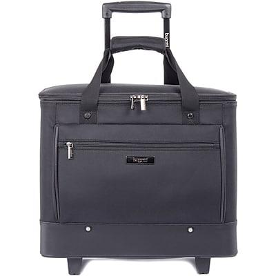 Bugatti Business Case on Wheels, Black (BZCW1644-Black)