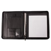 Bugatti Synthetic Leather Ring Binder (RGB1103-Black)