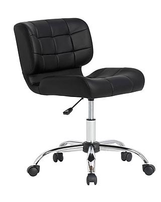 Studio Designs Calico Designs Adjustable Height Crest Office Chair Black (10658)