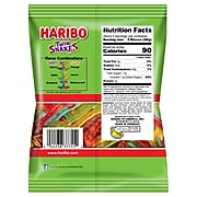 Haribo Twin Snakes, 5 oz, 12 Count