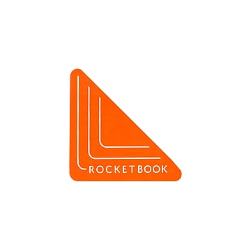Rocketbook Beacons Reusable Stickers Whiteboard Notes for the Cloud with Carrying Case (BEA-A4-K)