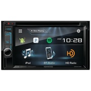 "Kenwood DDX574BH 6.2"" Double-DIN In-Dash DVD Receiver with Bluetooth, HD Radio & SiriusXM Ready"