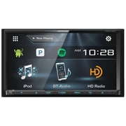 "Kenwood DDX774BH 6.95"" Double-DIN In-Dash DVD Receiver with Bluetooth, HD Radio & SiriusXM Ready"