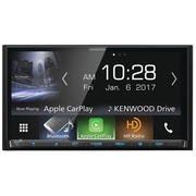 Kenwood DMX7704S 6.95 inch Double DIN In Dash Digital Media Receiver with Bluetooth, Apple CarPlay, Android Auto &... by