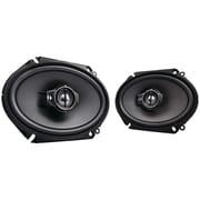 "Kenwood KFC-C6895PS 6"" x 8"" 3-Way Speaker System, 360-Watts Max Power"