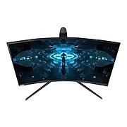 "Samsung Odyssey G7 32"" Curved QLED Monitor, Black (C32G75TQSN)"