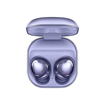 Samsung Galaxy Buds Pro Wireless Bluetooth Stereo Headphones, Phantom Violet (SM-R190NZVAXAR)