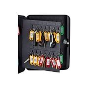 AdirOffice 60-Key Cabinet, Black (681-60-BLK)