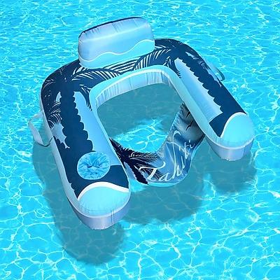 Blue Wave Drift + Escape U-Seat Inflatable Lounger (NT3033)
