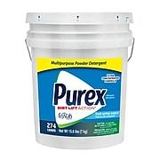 Dry Detergent, Original Fresh Scent Powder, 15.6 Lb. Pail