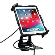 CTA Digital Universal Case-Compatible Security Kiosk Stand for 7-Inch to 13-Inch Tablets, (PAD-UCCSK)