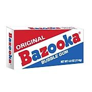 Topps Bazooka Party Box, 4 oz., 12 Boxes