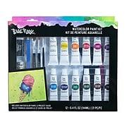 Brea Reese Washable Watercolor Paint Kit, Assorted Colors, 0.4 Fl. Oz., 21/Pack (P000012831)