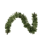 """Northlight 50' x 14"""" Cashmere Mixed Pine Commercial Length Artificial Christmas Garland - Unlit (32265737)"""