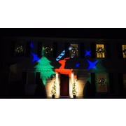 Northlight Outdoor LED Christmas Light Projector with Remote Control (32264587)