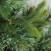 """Northlight 4.5' x 37"""" Cashmere Mixed Pine Full Artificial Christmas Tree - Unlit (32265718)"""