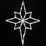 "Vickerman 18"" Lighted LED Star of Bethlehem Christmas Window Silhouette Decoration (30868796)"