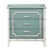 "Right2Home Bamboo Trim Drawer Chest 28""L x 15""W x 28""H (DS-2547-850)"
