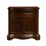 "Right2Home Brown Two Tone Hall Chest 34.8""L x 13""W x 34.3""H (DS-P017033)"