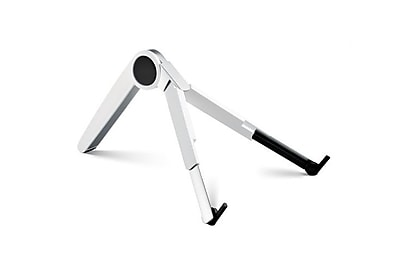 Mingo Labs Phone, Laptop and Tablet Desktop Stand (UP-1S White) in White