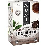 Numi Organic Puerh Chocolate Puerh Tea, 16/Box (NOT10360)