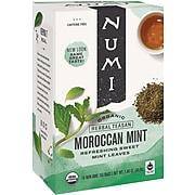 Numi Decaf Moroccan Mint Tea Bags, 18/Box (878237)