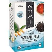 Numi Aged Earl Grey Tea Bags, 18/Box (10170)