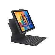 """ZAGG 103404702 Pro Keys Folio for 10.2"""" iPad, Black"""