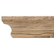 "Kiera Grace Boston Wall Shelf, 24""W x 4""D, Pale Natural Wood (FN00433-8IC)"