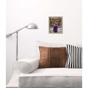 Kiera Grace Linear Picture Frame, 8 by 10-Inch, Driftwood Grey (PH44066-2MC)