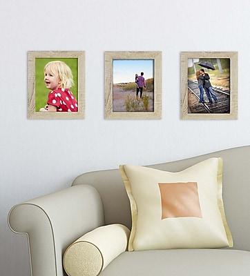 Kiera Grace Loft Picture Frame, 8 by 10-Inch, Driftwood Grey (PH44083-9MC)