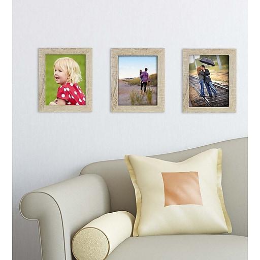 Kiera Grace Loft Picture Frame, 8 by 10-Inch, Driftwood Grey ...