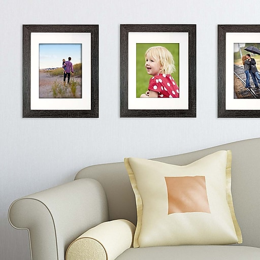 Kiera Grace Loft Picture Frame 11 By 14 Inch Matted For 8 By 10