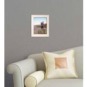 Kiera Grace Loft Picture Frame, 8 by 10-Inch, Pale Driftwood (PH44123-2MC)