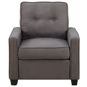 Right2Home Upholstered Vernon Slate Chair (DS-2635-682-424)