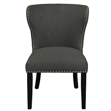 Right2Home Upholstered Dupree Steel Chair (DS-D102003-500)