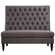 Right2Home Upholstered Velvet Skylark Bench (DS-2506-400-401)