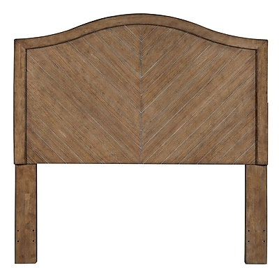 Right2Home Camel Back Queen Wood Headboard 59.69