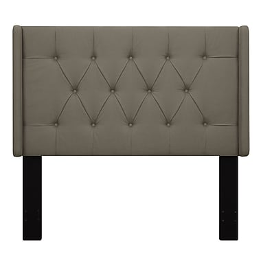 Right2Home Shelter Button Tufted King Polyester Headboard 77.4