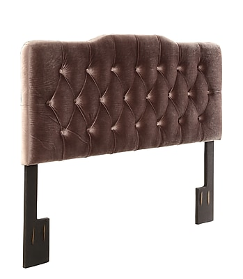 Right2Home Soft Shape King Polyester Headboard 80.7