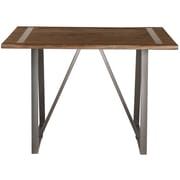 Right2Home Industrial Live Edge Bar Height Table (DS-D183-135)